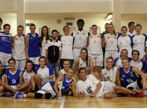 Memorial Pirazzi vinto dal Basket Vercelli